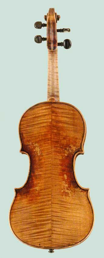 45 Vincenzo Panormo, Violin